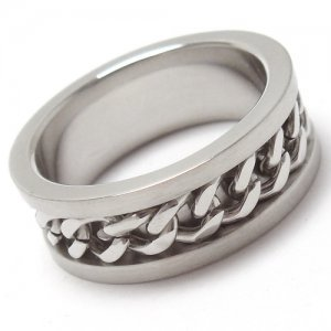 Chain - Steel Ring