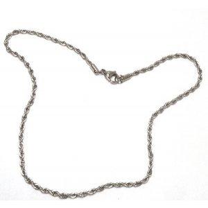 Teräksinen cordell-ketju / 3 mm / 41 - 48 cm