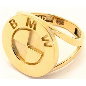 Bemari - 14K kultasormus